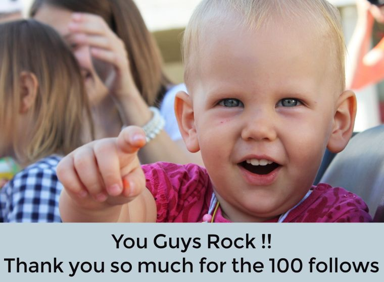 100 likes,you rock