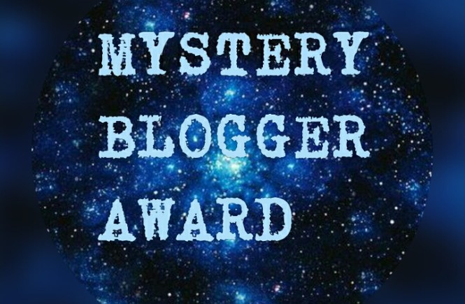 Mysteery blogger Award