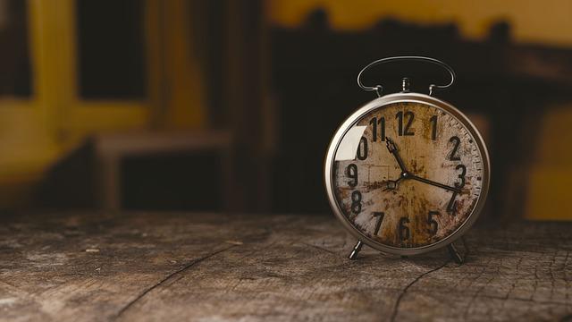 Dead clock,life