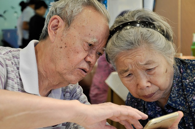 Happy international day of old persons