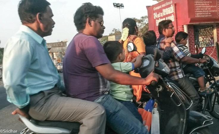 Risky Riders