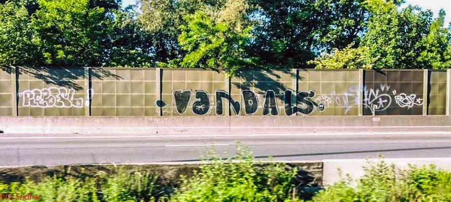 Art -Vandalism