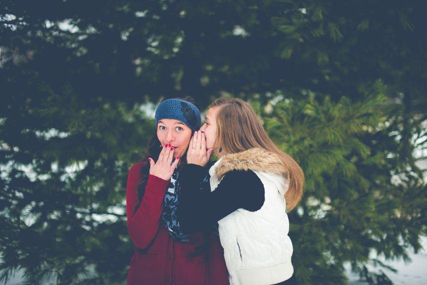 Everyone has a secret