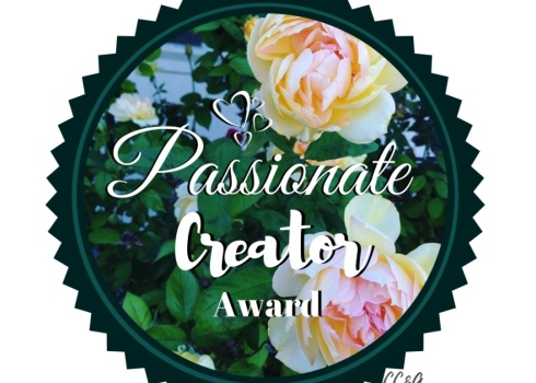 Blogger recognition awards