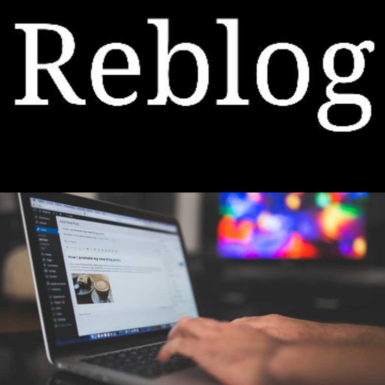 Re blog