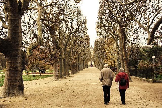 An Elderly Couple (Photo Credit: Pixabay)