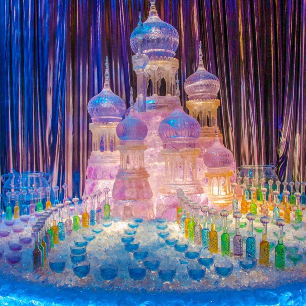 Colorful Palace
