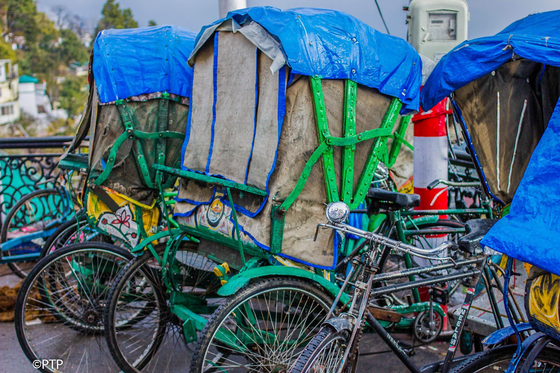 Cycle Riksha