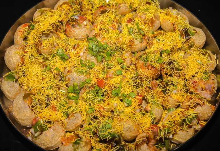 Indian Cuisine-Chat
